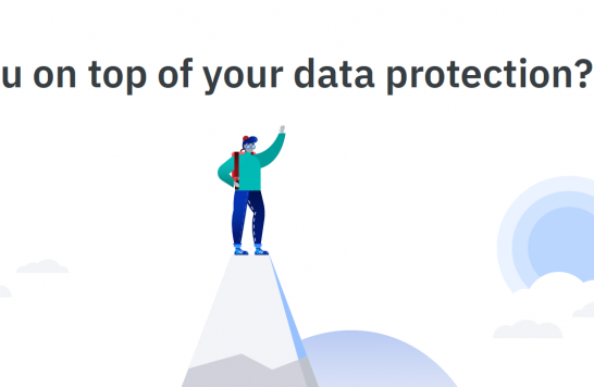 Are you on top of your data protection?